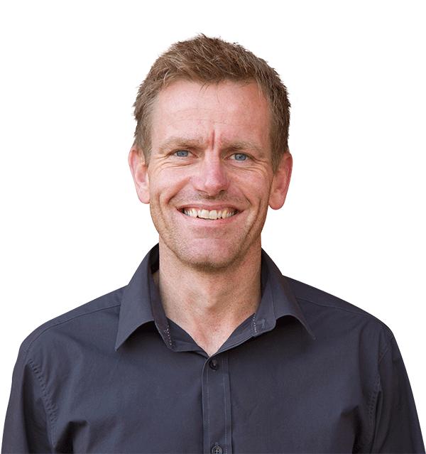 Martin Gade - Direktør og medejer Knud Gade